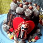 torta Nugatina Kristina Gaspar png