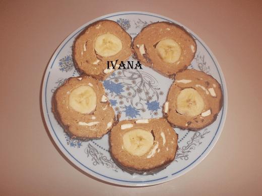 Banana plazma rolat - Ivana Pešić - Recepti i Kuvar online