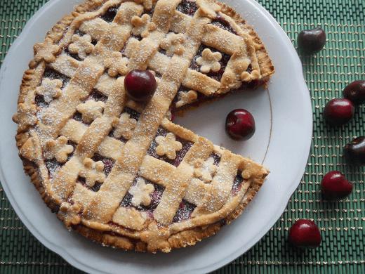 Cherry pie - Marina Ignjatović - Recepti i Kuvar online