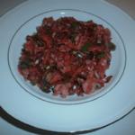 Crvena salata - Ivana Pešić - Recepti i Kuvar online
