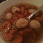 govedja supa sa knedlama Ana Vuletic png