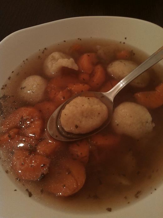 Goveđa supa sa knedlama - Ana Vuletić - Recepti i Kuvar online