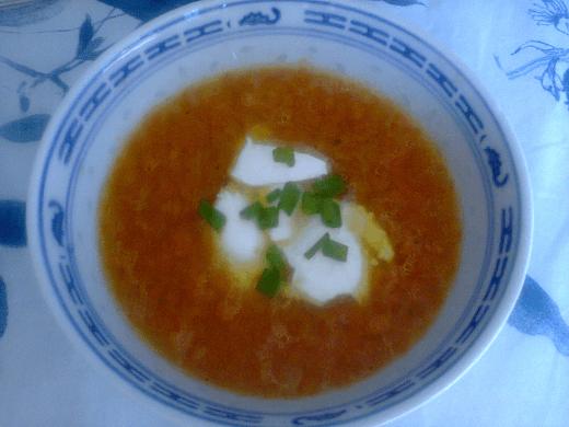 Gusta supa od bundeve - Marija Mirković - Recepti i Kuvar online