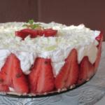 Mint torta sa jagodama - Snežana Kitanović - Recepti i Kuvar online