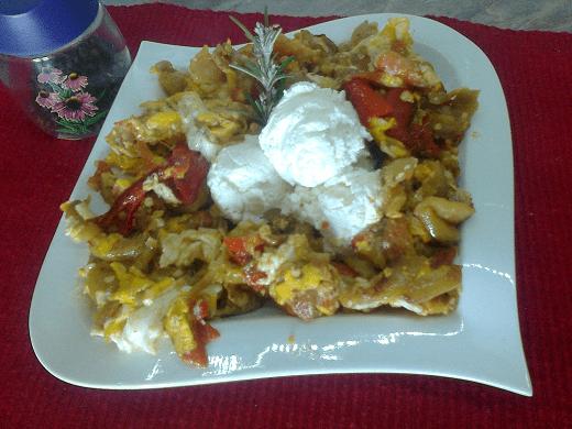Omlet sa paprikama - Suzana Mitić - Recepti i Kuvar online
