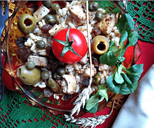 Ovsena obrok salata - Kristina Gašpar - Recepti i Kuvar online