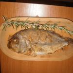 pecena riba zubatac Ljiljana Stankovic recepti i kuvar online