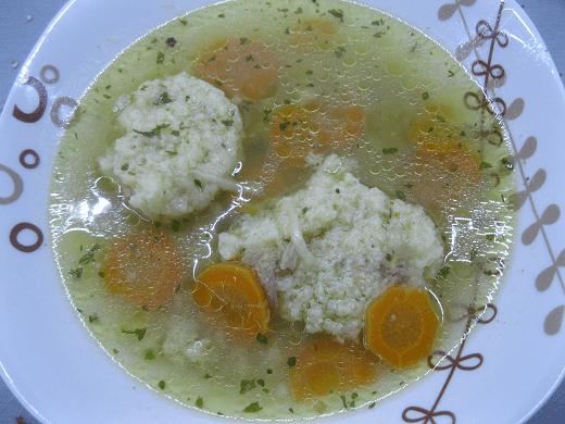 Pileća supica sa knedlama - Sandra Marković - Recepti i Kuvar online
