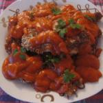 piletina sa paradajz sosom Sandra Markovic recepti i kuvar online