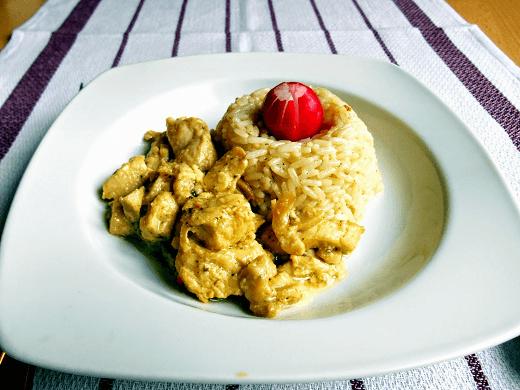Piletina sa pečurkama i karijem - Javorka Filipović - Recepti i Kuvar online