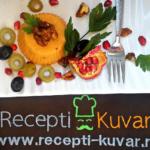 Posna palenta sa orasima - Kristina Gašpar - Recepti i Kuvar online