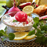 salata od roze rotkve Kristina Gaspar png