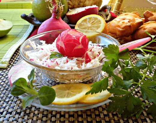Salata od roze rotkve - Kristina Gašpar - Recepti i Kuvar online