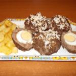 skotska jaja od mlevenog mesa Ljiljana Stankovic recepti i kuvar online
