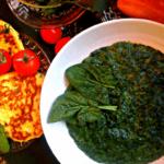 spanac sos od spanaca Kristina Gaspar recepti i kuvar online