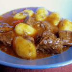 vinski gulas sa njokama od krompira Javorka Filipovic recepti i kuvar online