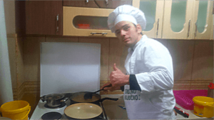Žarko Vučinić, Hrana po vašoj želji i mjeri