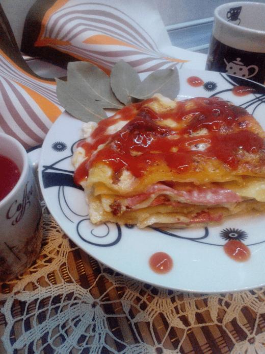 Brze lazanje - Suzana Mitić - Recepti i Kuvar online