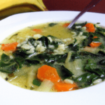 corba s blitvom Javorka Filipovic recepti i kuvar online