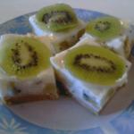 kolac sa kivijem Angela Kis recepti i kuvar online