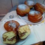 krofne punjene cokoladom Suzana Mitic recepti i kuvar online