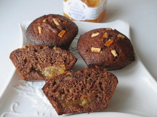 Mafini od rogača sa džemom od pomorandže - Snežana Kitanović | Recepti & Kuvar Online - Šta da kuvam danas?