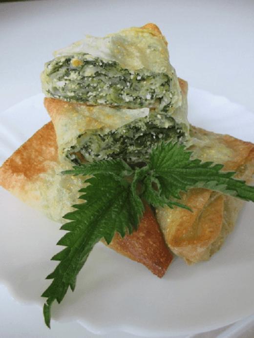 Pita od kukuruznih kora sa koprivom - Snežana Kitanović | Recepti & Kuvar Online - Šta da kuvam danas?