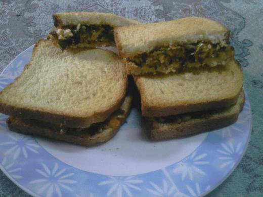 Prolećni sendvič - Angela Kiš | Recepti & Kuvar Online - Šta da kuvam danas?