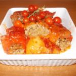 punjena paprika sa sojinim ljuspicama Ljiljana Stankovic recepti i kuvar online