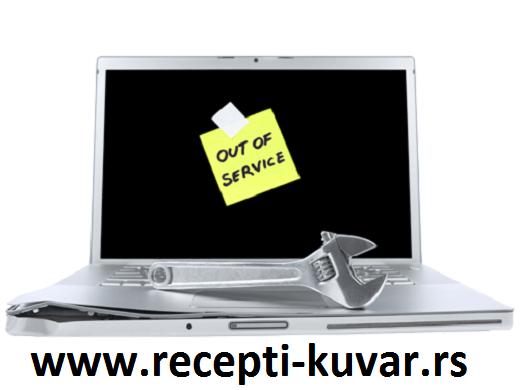Redizajn portala Recepti & Kuvar online | Recepti & Kuvar Online - Šta da kuvam danas?