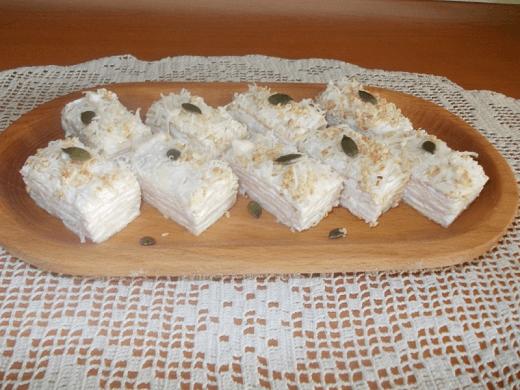 Slana torta od oblandi - Ljiljana Stanković - Recepti i Kuvar online