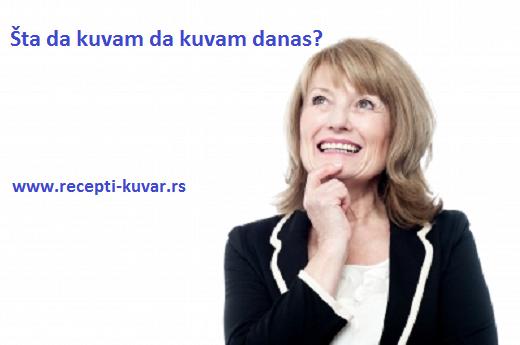 Šta da kuvam danas? – Jelovnik za 30.03.-03.04.2015. – Recepti & Kuvar online | Recepti & Kuvar Online - Šta da kuvam danas?