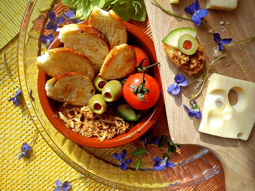 Vegetarijanski namaz sa maslinama - Kristina Gašpar - Recepti i Kuvar online