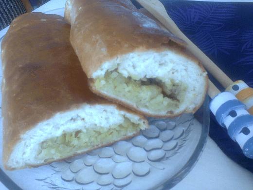 Vekna punjena ribom - Marija Mirković - Recepti i Kuvar online