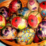 Farbanje uskršnjih jaja – dekupaž – Dana Drobnjak - Recepti i Kuvar online