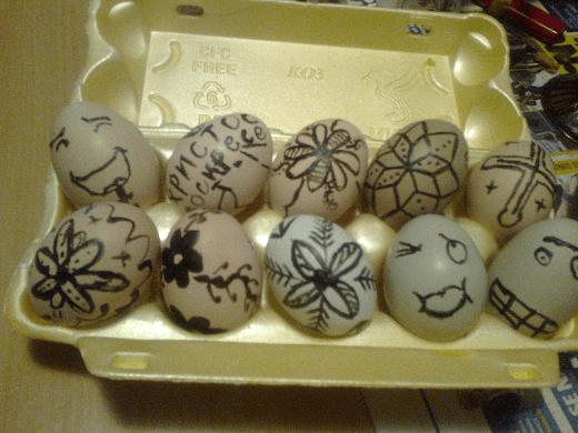 Ideje za šaranje jaja voskom - Suzana Mitić - Recepti i Kuvar online