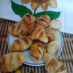 kroasani sa sirom Suzana Mitic recepti i kuvar online