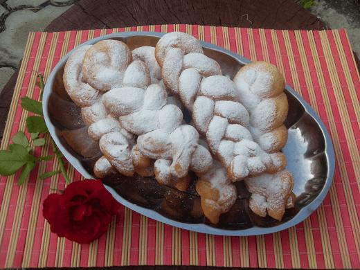 Pletene krofne - Adilja Hodža - Recepti i Kuvar online
