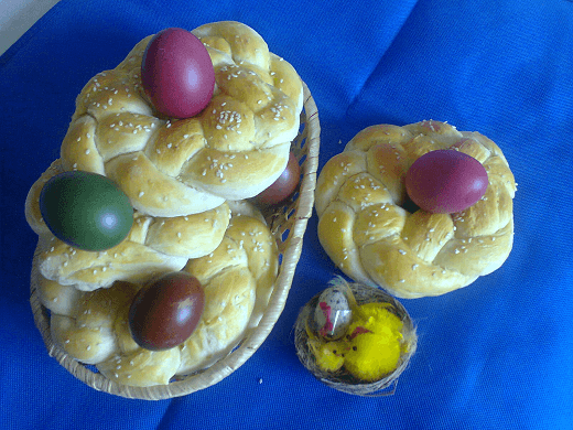 Uskršnje pletenice - Marija Mirković - Recepti i Kuvar online