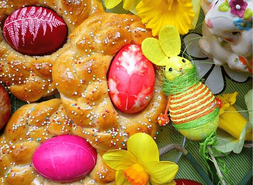 Uskršnje đakonije i izbeljivanje jaja - Kristina Gašpar - Recepti i Kuvar online