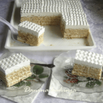 bele keks kocke sa kokosom Dana Drobnjak recepti i kuvar online