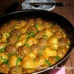 Ćufte sa mladim krompirom iz rerne | Recepti & Kuvar Online - Šta da kuvam danas?