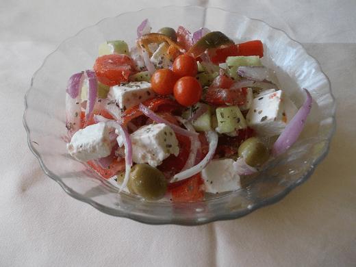 Grčka salata - Ljiljana Stanković - Recepti i Kuvar online