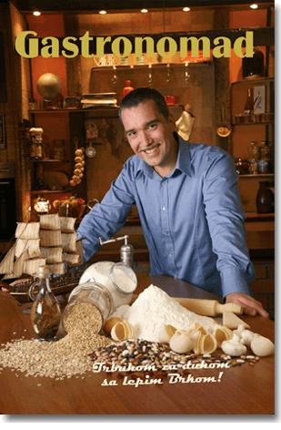 Intervju sa… Nenad Gladić, Gastronomad, Lepi Brka | Recepti & Kuvar Online - Šta da kuvam danas? 1