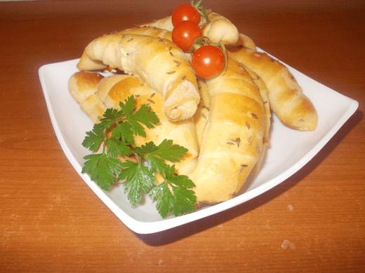 Kiflice sa kimom - Ljiljana Stanković - Recepti i Kuvar online