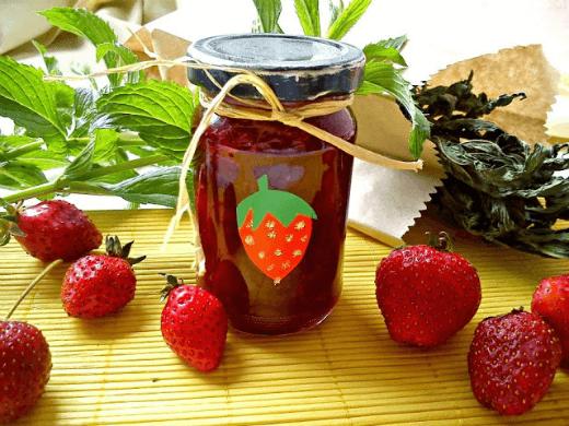 Pekmez od jagoda – Kristina Gašpar-9370