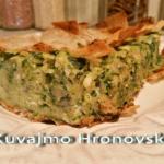 pita guzvara sa heljdinim korama Jadranka Blazic recepti i kuvar online