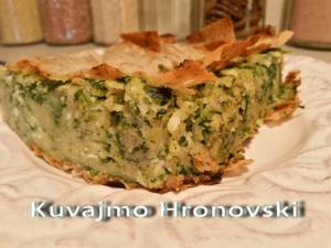 Pita gužvara sa heljdinim korama - Jadranka Blažić | Recepti & Kuvar Online - Šta da kuvam danas?