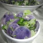 Plava salata - Snežana Kitanović - Recepti i Kuvar online