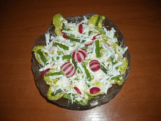 Prolećna salata - Ljiljana Stanković - Recepti i Kuvar online